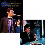 「Swing in the Midnight Blue」DVD+CDセット